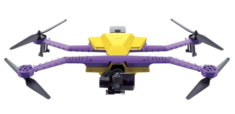 AirDog Autonomous Action Sports Drone For GoPro