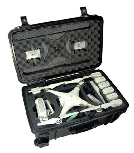 Case Club DJI Phantom 3 Case