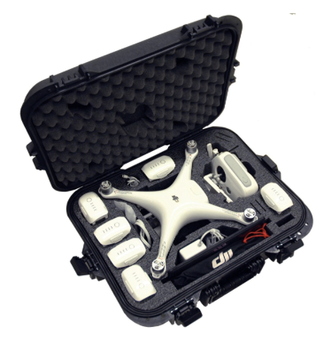 Case Club DJI Phantom 4 Waterproof Compact Case