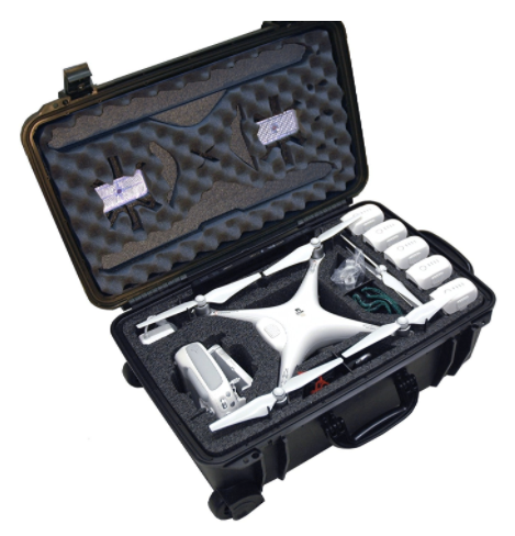Case Club Waterproof DJI Phantom 4 Case