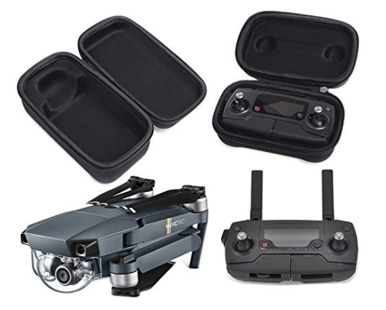 DJI Mavic Pro Compact Carrying Case 1
